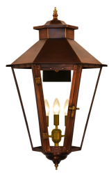 CopperSmith Electric Lanterns