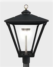 3800H - The Baldwin Post Mount Gas Light